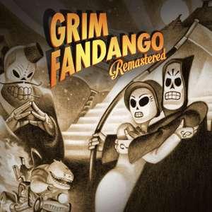 БЕСПЛАТНО культовая Grim Fandango Remastered.