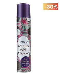Urban Care Сухой Шампунь: Go Nuts With Coconut 200 Мл