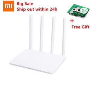 Xiaomi Mi Router 3G + бонусом карта памяти на 16Гб за $30.99