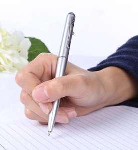 Ручка с невидимыми чернилам (с УФ-фонариком)
