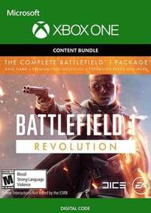 [XBOX ONE] Battlefield 1 Revolution Edition + Battlefield 1943