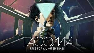 Игра Tacoma БЕСПЛАТНО