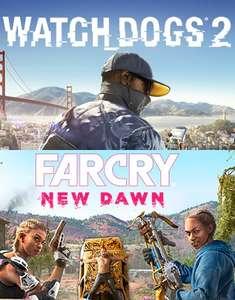 [Steam] Watch Dogs 2, Far Cry New Dawn, Assassin's Creed и другие игры UbiSoft со скидкой до 90%