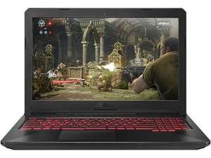 Игровой ноутбук ASUS TUF Gaming Laptop. Intel Core i7-8750H, GTX 1060 6 GB