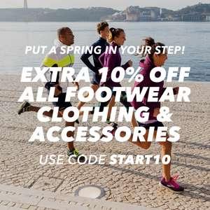 -10% на все в StartFitness