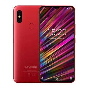 UMIDIGI F1 4/128 Гб, смартфон с NFC, Android 9, 5150 мАч