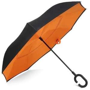 Двухслойный зонт