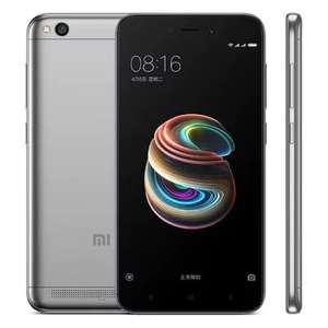 Xiaomi Redmi 5A за $93.99 c кодом redmi5agb