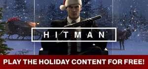 Hitman Holiday Pack БЕСПЛАТНО