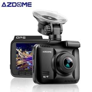 4k wifi регистратор AZDOME GS63H с GPS за US $ 57.98 28 марта