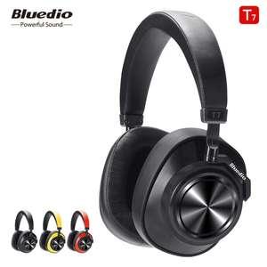 Bluetooth наушники Bluedio T7 за 43.29$