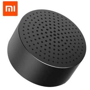 Начало в 22.00 МСК: Серая беспроводная портативная мини колонка Xiaomi