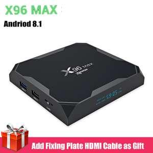 ТВ-приставка X96 MAX на Android