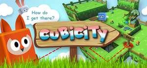 Cubicity: Slide puzzle бесплатно (Steam)