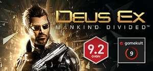 Deus Ex: Mankind Divided за 97р!