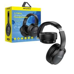Bluetooth наушники AWEI A780BL (Bluetooth 5.0  IPX5 15 ч) за 20.99$