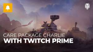 WoT Twitch Prime Pack