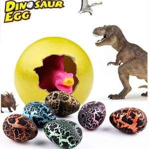 5 яиц, из которых в воде вылупляется динозавр $1.51 с кодом GROWEGG