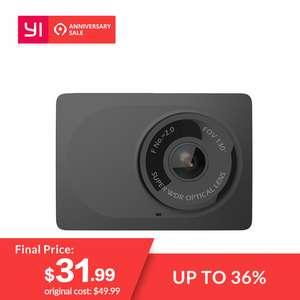 Видеорегистратор YI Smart Dash Camera за $30.59