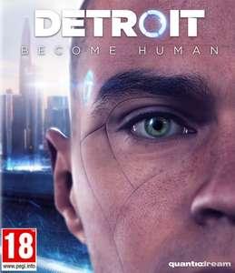 DETROIT: BECOME HUMAN в Epic game Store