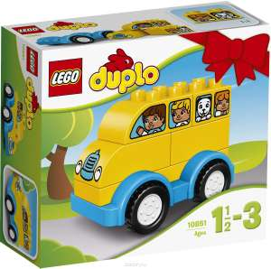 LEGO DUPLO 10851 Конструктор Мой первый автобус