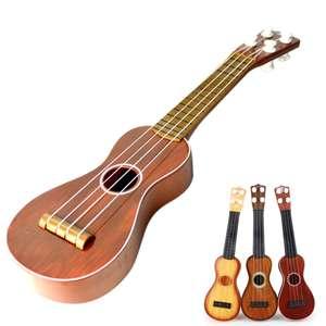 Акустическая мини гитара для начинающих