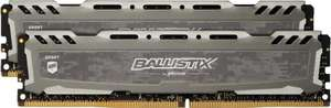ОЗУ DDR4 CRUCIAL Ballistix Sport LT 2x8 Гб