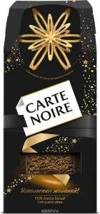 Carte Noire кофе растворимый 95 г + елочное украшение Звезда