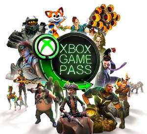 Подписка Xbox Game Pass на 1 месяц
