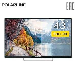 "Телевизор 43"" Polarline 43PL51TC FullHD"
