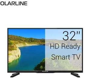 "Polarline 32PL52TC-SM - самый дешёвый SmartTV 32"" на Android"