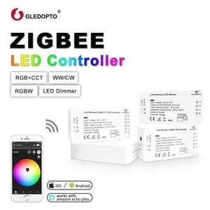 Контроллер для умного дома ZIGBEE Led Controller RGB+CCT WW/CW за $18