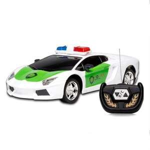 Радиоуправляемая полицейская машина за $5.90(340р.) с кодом CHRIST28