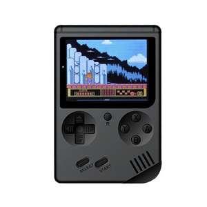 Портативная ретр консоль Coolbaby RS-6A 168 игр за 9.99$