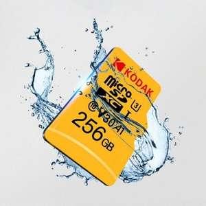 Карта памяти TF/ micro SD 256 gb Kodak