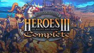 GOG Heroes of Might&Magic 3 Complete