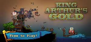 King Arthur's Gold бесплатно в Steam