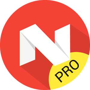 N Launcher Pro - Nougat 7.0 для Android бесплатно