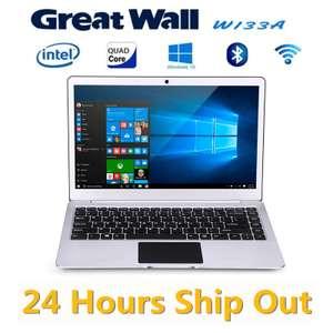 Ноутбук Great Wall W1333A 13,3 дюйма
