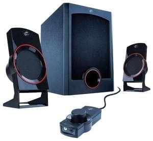 Бюджетная акустика Microlab M-111 [12Bт]