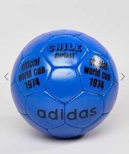 Мяч ADIDAS из натуральной кожи