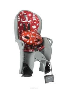 Детское кресло для велосипеда Hamax + шлем