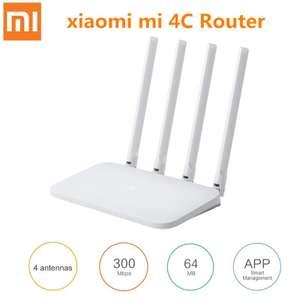Xiaomi Mi 4C - 2.4 GHz урезанный роутер Xiaomi 4 за $16.57
