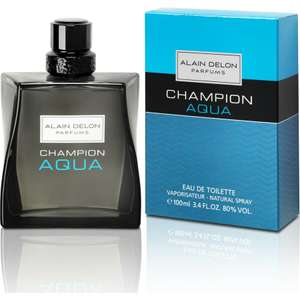 Alain Delon Champion Aqua EDT 100ml
