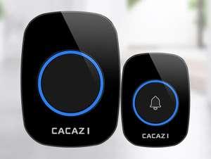 Беспроводной дверной звонок Cacazi