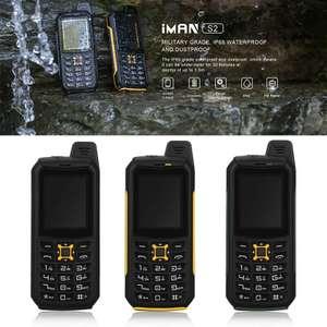 Телефон iMAN S2