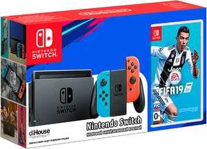 Nintendo Switch + FIFA 19
