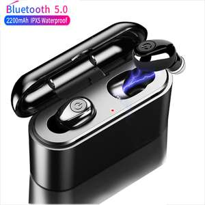 Купон 2$ на TWS Bluetooth 5.0 наушники X8. Стерео версия $8.78