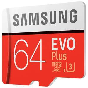 SD карта памяти Samsung 64 gb