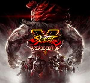 [PC & PS4] Street Fighter V Arcade Edition - бесплатный доступ до 5 мая